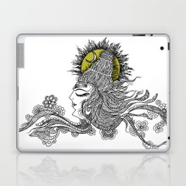 Shiva Moon Laptop & iPad Skin