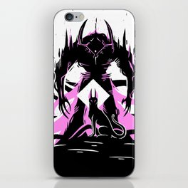 Judgement and The Jackal iPhone Skin