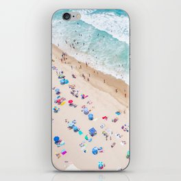 Colors of Manhattan Beach California iPhone Skin