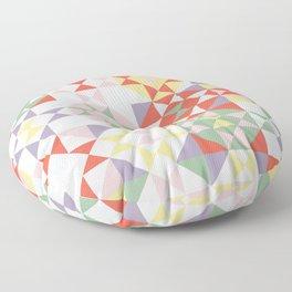 Field Quilt Floor Pillow
