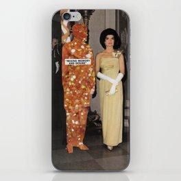 Kennedy 2 iPhone Skin