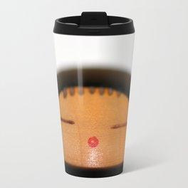 Japanese Doll Travel Mug