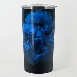 Cherry blossom blues Travel Mug