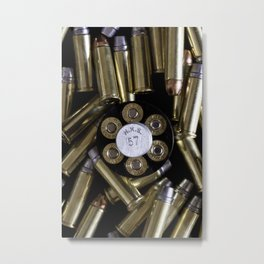 XLI Metal Print