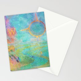 Journeys One Stationery Cards