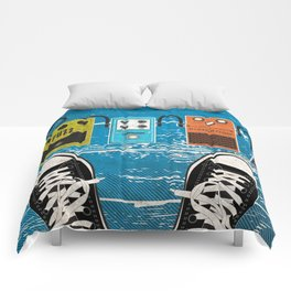 Guitar Music Effect Pedals Comforters