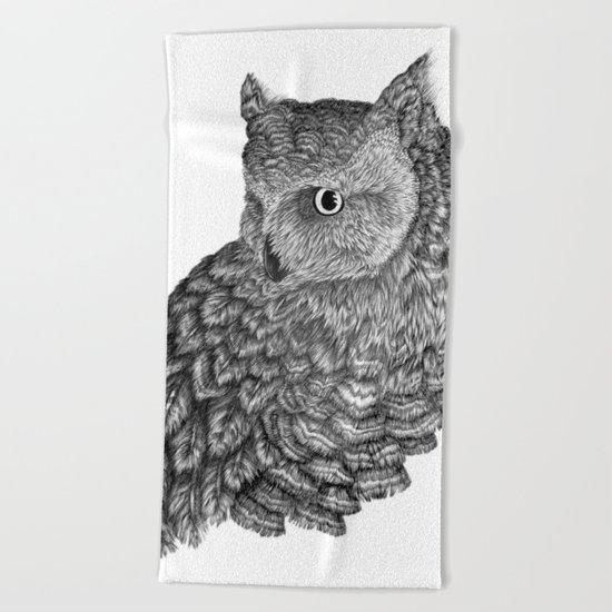 A Friend for Forsythe Beach Towel