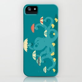 Keepin' the Chicks Dry iPhone Case
