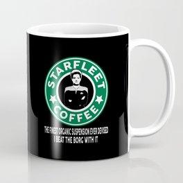 Starfleet Coffee Coffee Mug