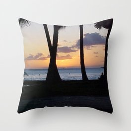 Hawaii #3 Throw Pillow