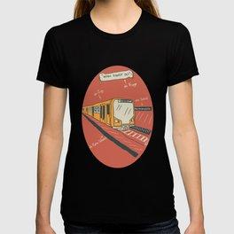 U-BAHN T-shirt