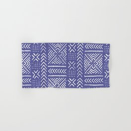 Line Mud Cloth // Iris Hand & Bath Towel