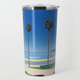 Hiroshi Nagai Vaporwave Shirt Travel Mug