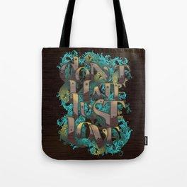 Love&Hate Tote Bag