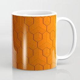 Gradient Amber Coffee Mug