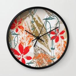 Torogoz Wall Clock