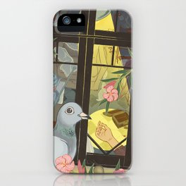 The Song of Everlasting Sorrow #6 iPhone Case