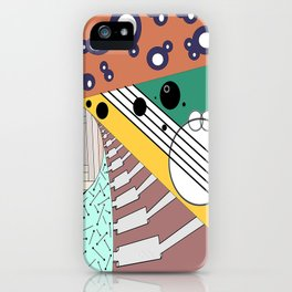 Spiral INTO Inspiration iPhone Case