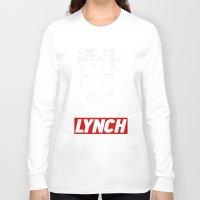 david lynch Long Sleeve T-shirts featuring David Lynch by Spyck