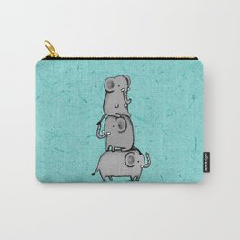 Elephant Totem Carry-All Pouch