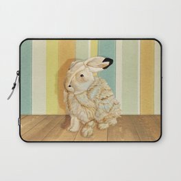 Arctic Hare In The Playroom Laptop Sleeve