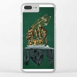 Vanished Clear iPhone Case