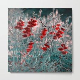 FLOWER #01 Metal Print