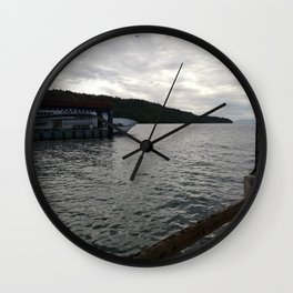 Scenery Wall Clock
