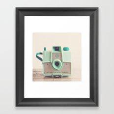 always be prepared ...  Framed Art Print