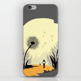 Travel more iPhone Skin