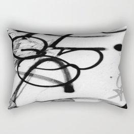 Scribble2 Rectangular Pillow