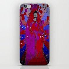 Psychedelic Emperor iPhone & iPod Skin