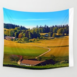 From farm to farm Wall Tapestry
