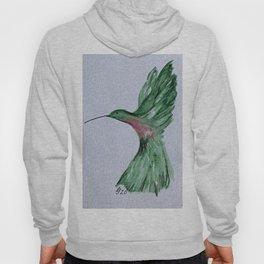 Hummingbird Abstract Hoody