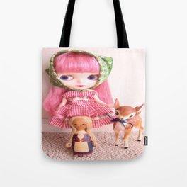 Barvarian Cutie Tote Bag