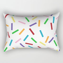 Sprinkles Rectangular Pillow