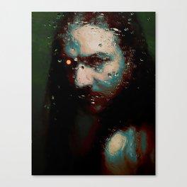 The machine - by Brian Vegas Canvas Print