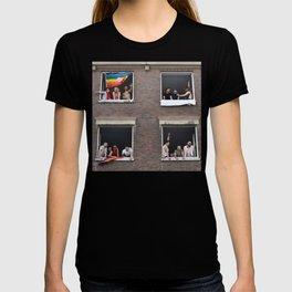 Watching the Pride Parade T-shirt