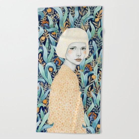 Emilia Beach Towel
