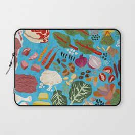 Ethiopian Food is Good Food Laptop Sleeve