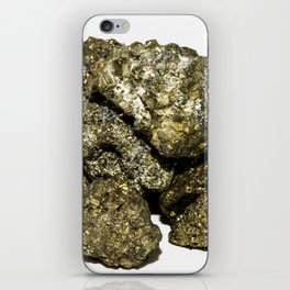 Pile of Fools Gold iPhone Skin