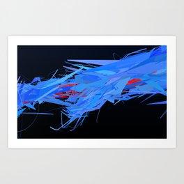 AE2/01 Art Print