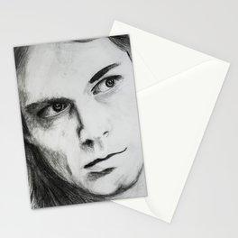 Kurt Portrait Stationery Cards