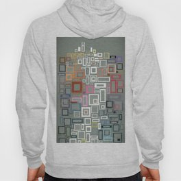 Abstract Composition 501 Hoody