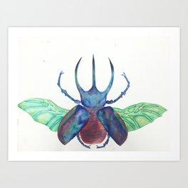 buggin Art Print