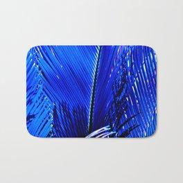 Sapphire Palm Bath Mat