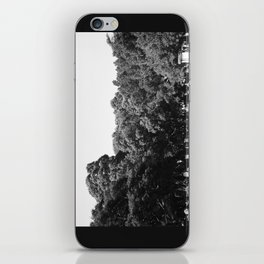 From the earth to the sky iPhone Skin