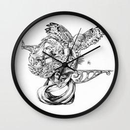 A DW Original Wall Clock