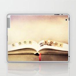 Good book Laptop & iPad Skin