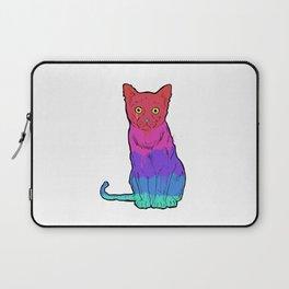 Graffiti Cat Laptop Sleeve